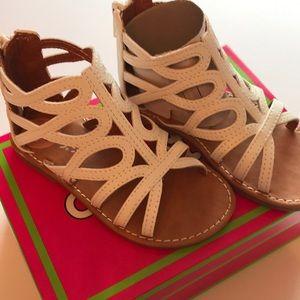 {DYNASTY} Sandals